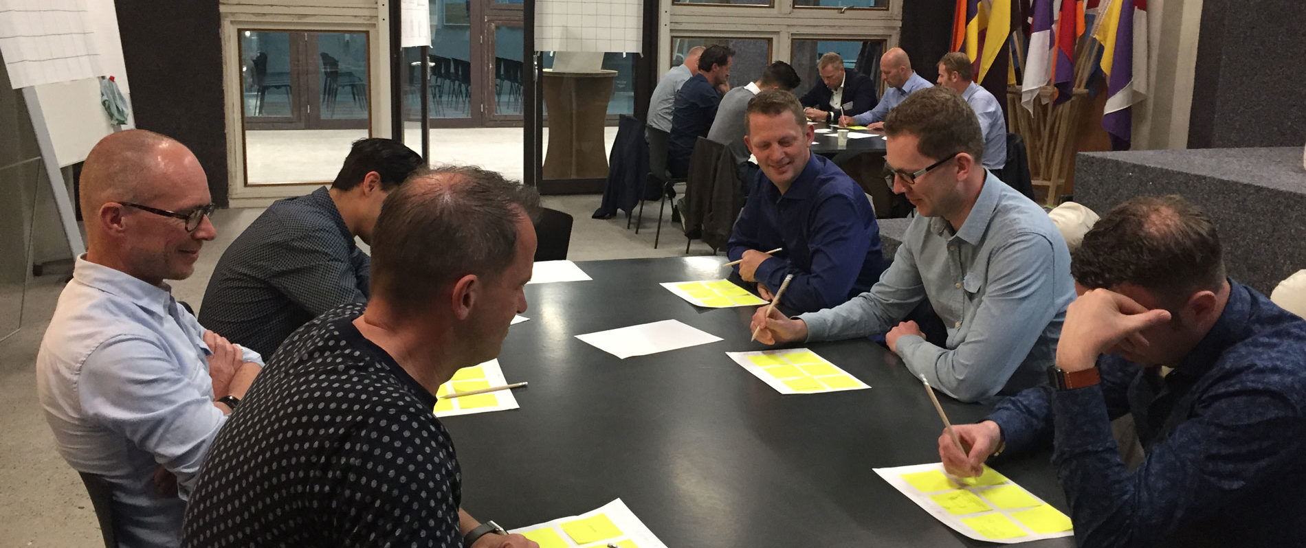 Workshop 'Lean innovatie'