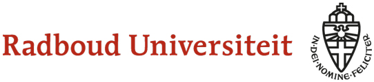logo Radboud Universiteit