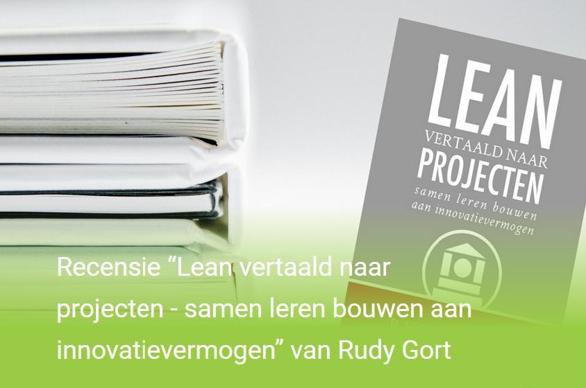 """Boekrecensie: """"Met recht het beste lean-boek van Nederlandse bodem"""""""