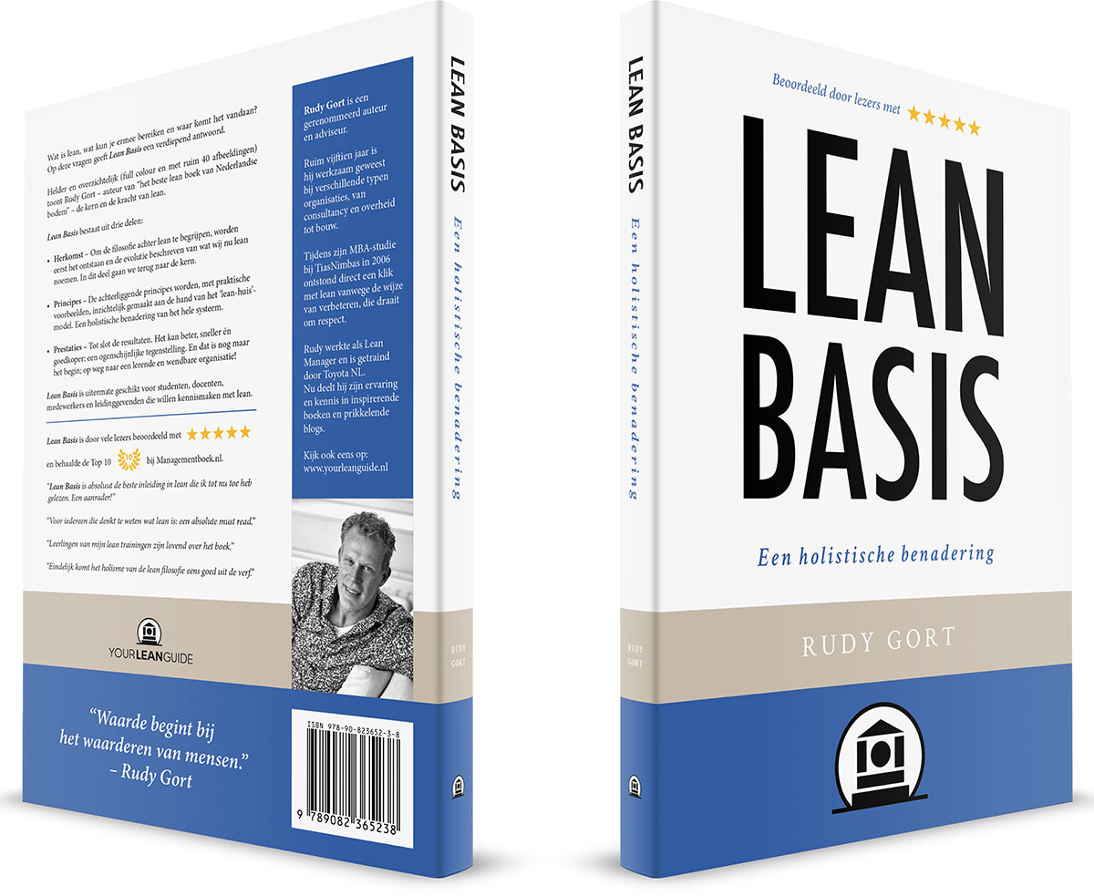 Lean Basis 2e druk cover voor en achter