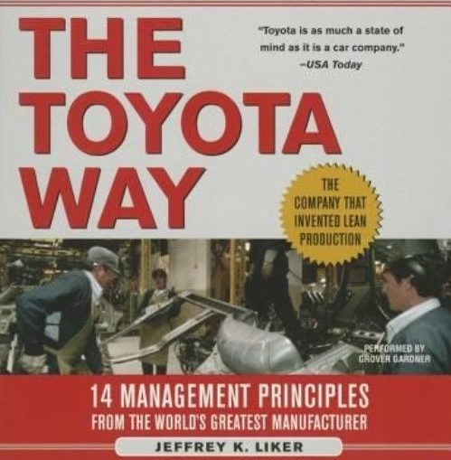 Leren van Liker's 14 lean management principes