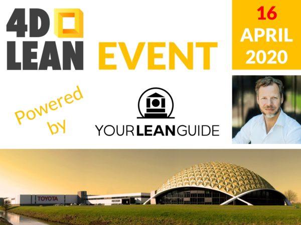 4D Lean event bij Toyota | 16 april 2020