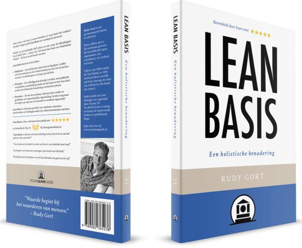 Nieuwe (2e) druk Lean Basis boek