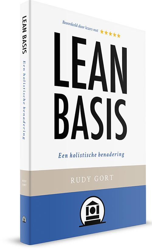 Lean Basis 2e druk voorkant